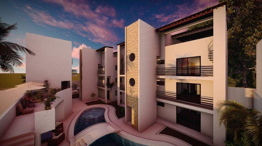 condos 8 tulum 2 bedroom penthouse 9