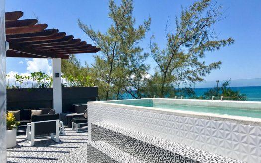 ocean plaza playa del carmen 3 bedroom penthouse 5