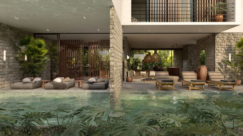 pure residences tulum 2 bedroom penthouse 1