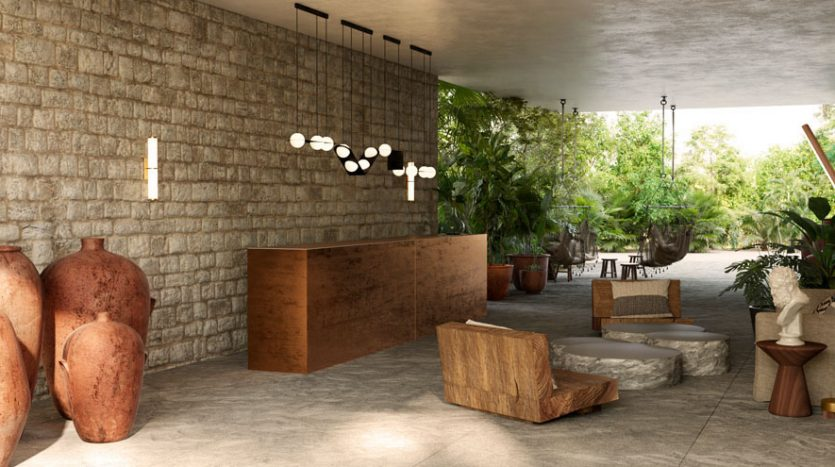 pure residences tulum 2 bedroom penthouse 16