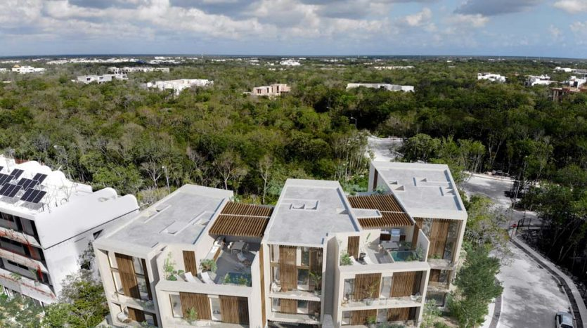 pure tulum new 3 bedroom condo 3 835x467 - Pure Residences 3 Bedroom Condo