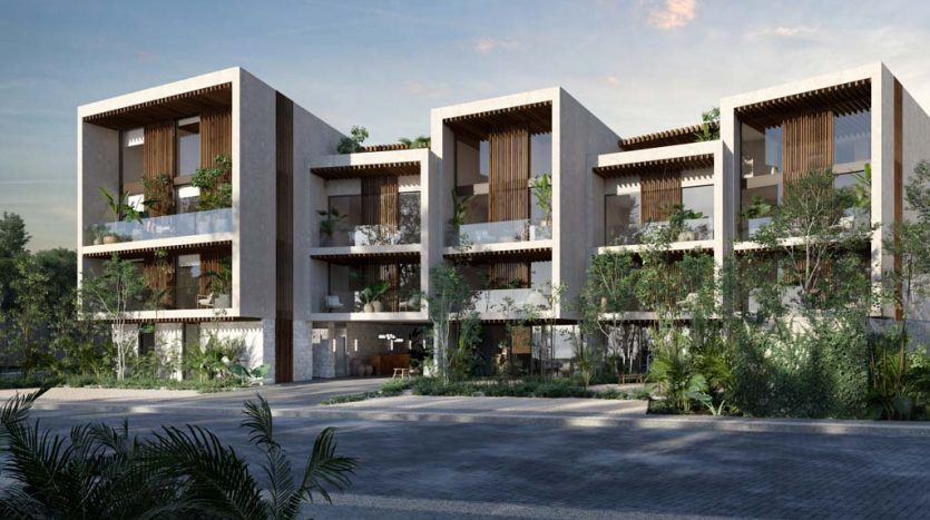 pure tulum new 3 bedroom condo 8 835x467 - Pure Residences 3 Bedroom Condo