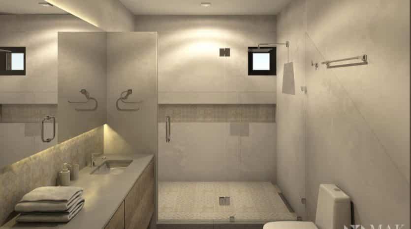Mak Tulum 3 bedroom condo0