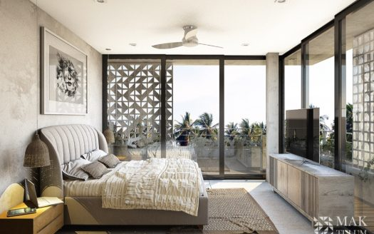 Mak Tulum 3 bedroom condo5