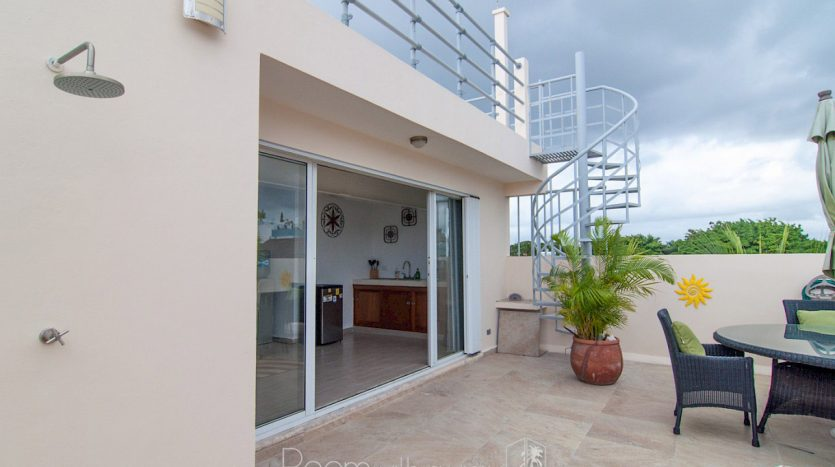 arco iris playa del carmen 3 bedroom penthouse 23
