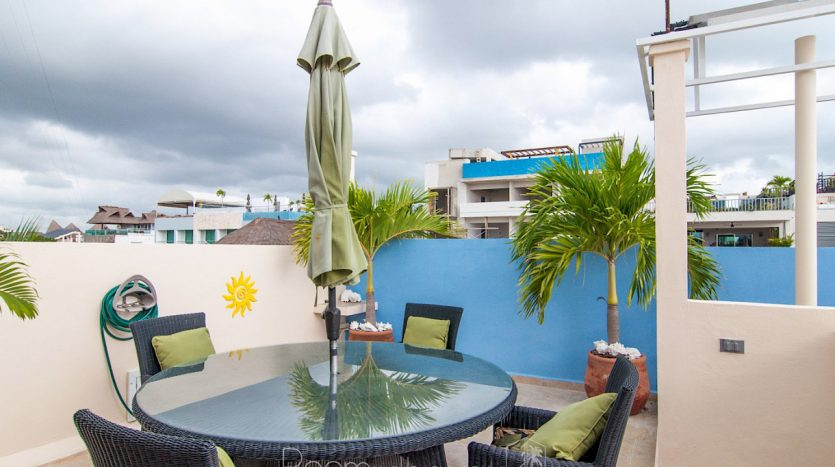 arco iris playa del carmen 3 bedroom penthouse 29