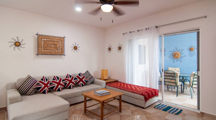 arco iris playa del carmen 3 bedroom penthouse 4