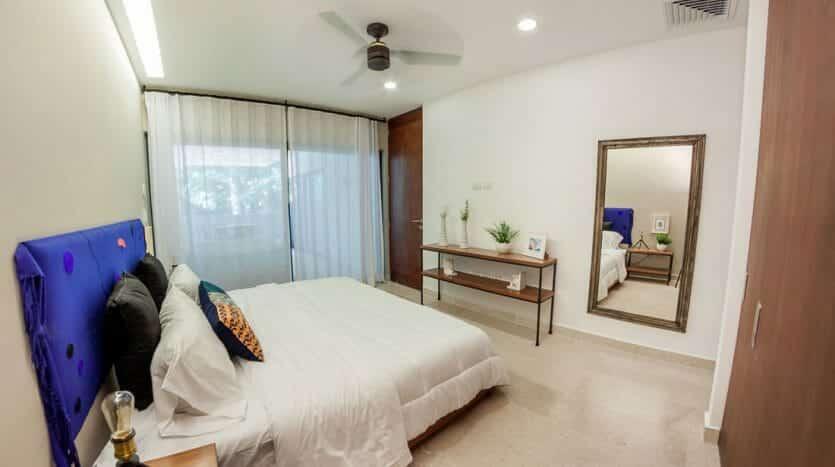 cruz con mar playa del carmen 1 bedroom condo 11 835x467 - Cruz Con Mar 1 Bedroom Condo
