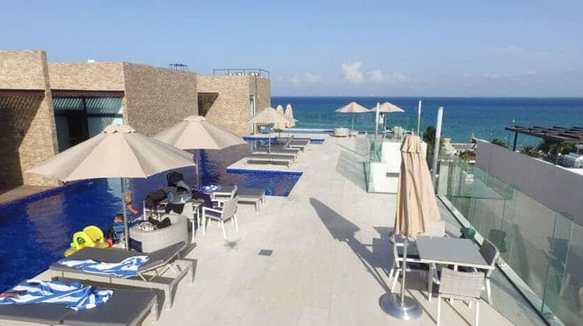 cruz con mar playa del carmen 1 bedroom condo 3 835x467 - Cruz Con Mar 1 Bedroom Condo