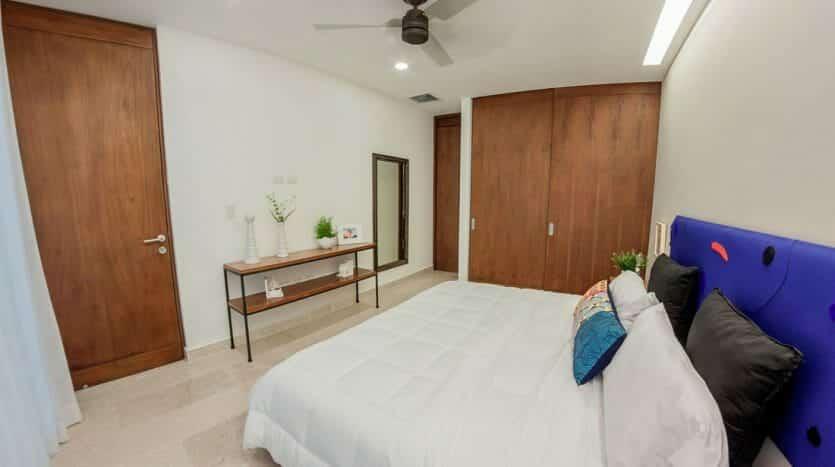 cruz con mar playa del carmen 1 bedroom condo 6 835x467 - Cruz Con Mar 1 Bedroom Condo
