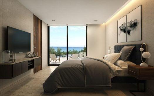 marila playa del carmen 3 bedroom condo 10 525x328 - Marila 3 Bedroom Condo