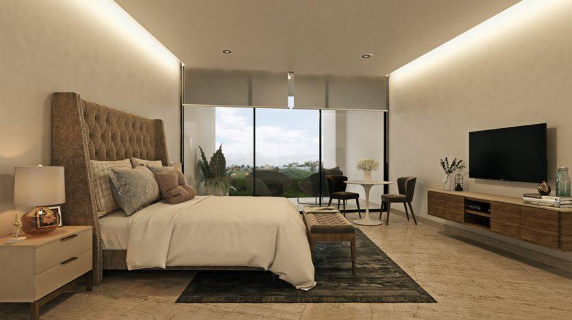 marila playa del carmen 3 bedroom condo 11 835x467 - Marila 3 Bedroom Condo
