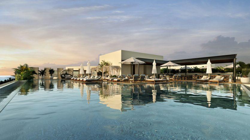 marila playa del carmen 3 bedroom penthouse 12 835x467 - Marila 3 Bedroom Penthouse