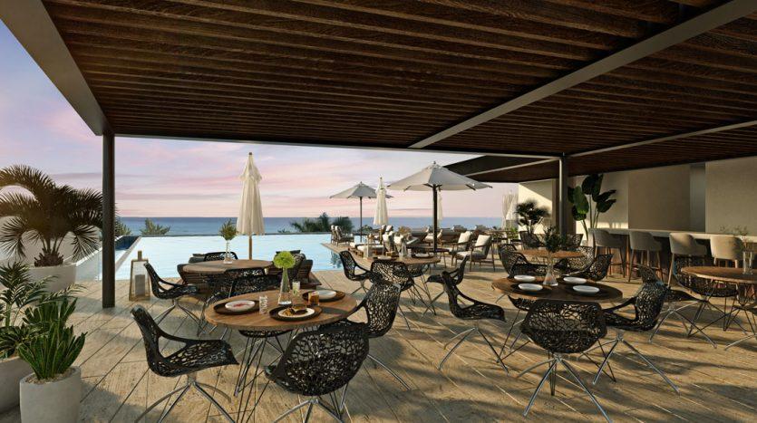marila playa del carmen 3 bedroom penthouse 13 835x467 - Marila 3 Bedroom Penthouse