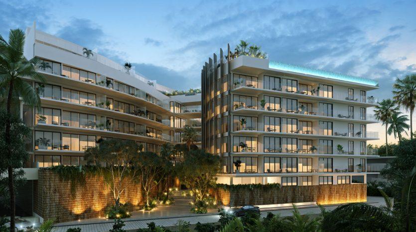 marila playa del carmen 3 bedroom penthouse 5 835x467 - Marila 3 Bedroom Penthouse