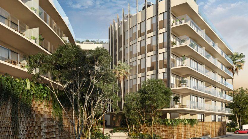 marila playa del carmen 3 bedroom penthouse 6 835x467 - Marila 3 Bedroom Penthouse
