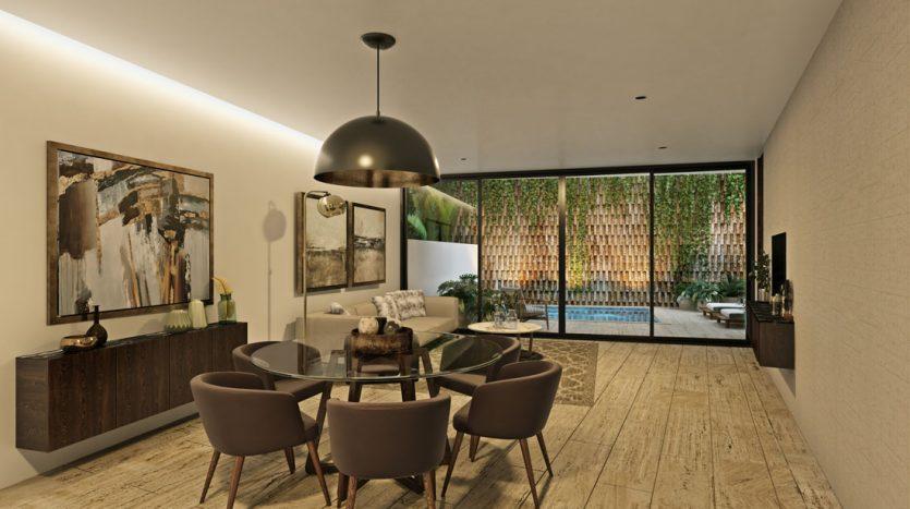 marila playa del carmen 3 bedroom penthouse 8 835x467 - Marila 3 Bedroom Penthouse