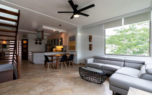 mimosa ph37 playa del carmen 3 bed penthouse 5 525x328 - Mimosa 3 Bedroom Penthouse