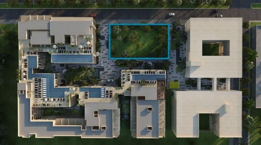 serenada playa del carmen 3 bedroom penthouse 7 835x467 - Serenada 3 Bedroom Penthouse
