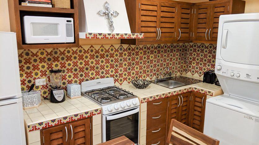 hacienda san jose c3 playa del carmen 2 bedroom condo  014 835x467 - Hacienda San Jose 1 Bedroom + Studio