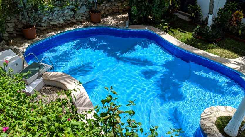 hacienda san jose c3 playa del carmen 2 bedroom condo  018 835x467 - Hacienda San Jose 1 Bedroom + Studio
