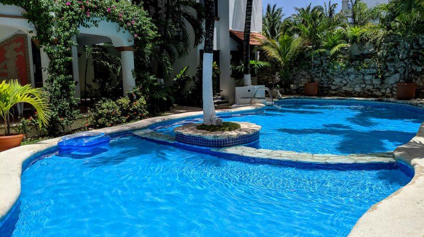 hacienda san jose c3 playa del carmen 2 bedroom condo  019 835x467 - Hacienda San Jose 1 Bedroom + Studio