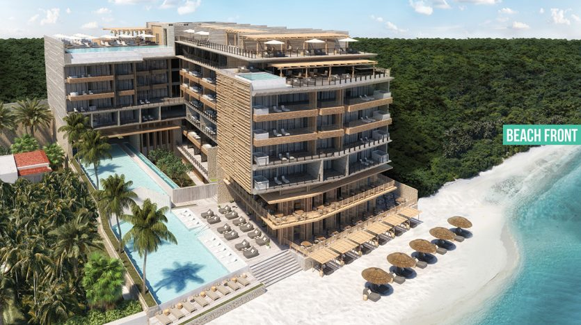 The Fives Ocean Front