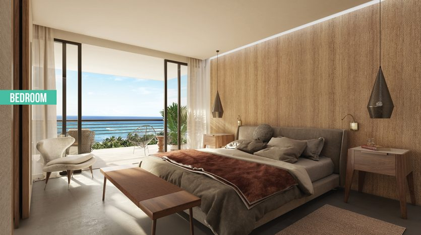 The Fives Ocean Front 1 Bedroom
