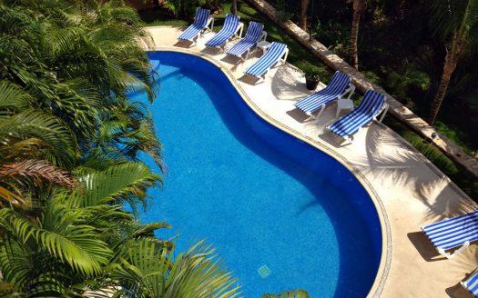 villas talia puerto aventuras 2 bedroom condo 1 525x328 - Villas Talia 2 Bedroom Condo