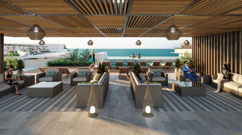 emma elissa playa del carmen 2 bedroom penthouse 13 835x467 - Emma & Elissa 2 Bedroom Penthouse
