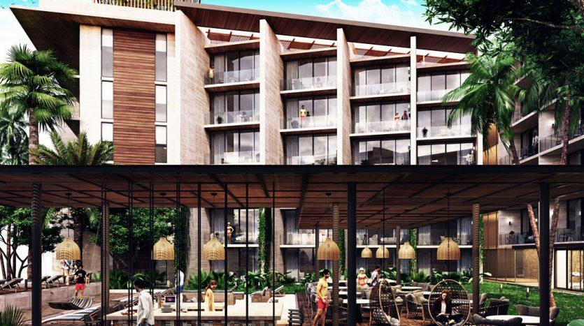 emma elissa playa del carmen 2 bedroom penthouse 2 835x467 - Emma & Elissa 2 Bedroom Penthouse