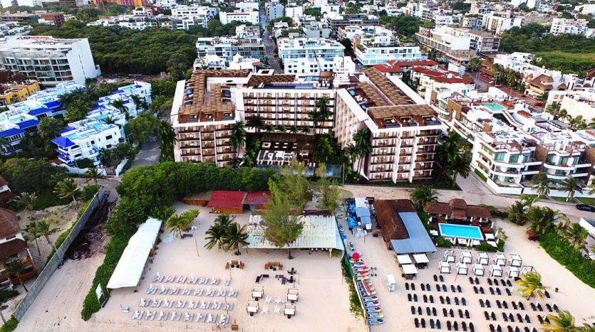 emma elissa playa del carmen 2 bedroom penthouse 4 835x467 - Emma & Elissa 2 Bedroom Penthouse