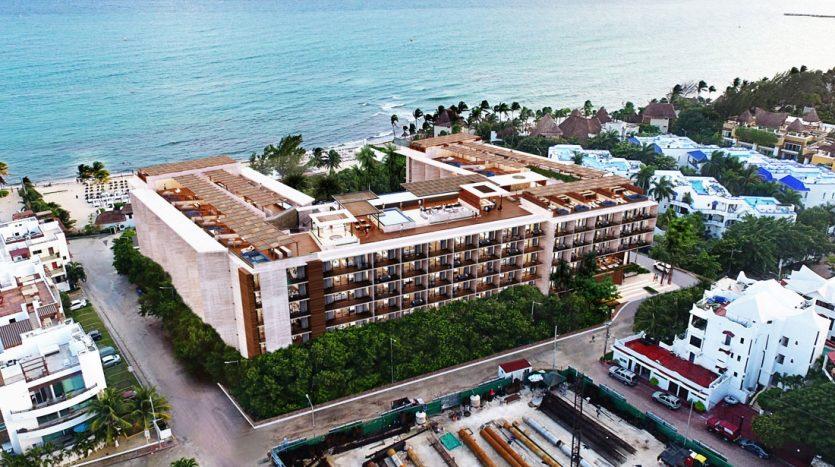 emma elissa playa del carmen 2 bedroom penthouse 5 835x467 - Emma & Elissa 2 Bedroom Penthouse