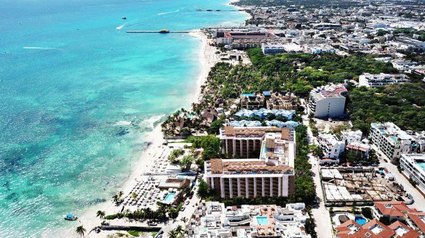 emma elissa playa del carmen 2 bedroom penthouse 6 835x467 - Emma & Elissa 2 Bedroom Penthouse