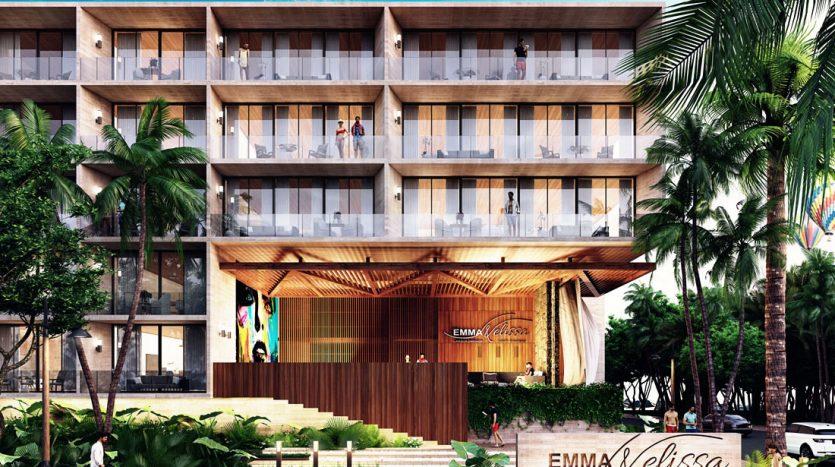 emma elissa playa del carmen 2 bedroom penthouse 7 835x467 - Emma & Elissa 2 Bedroom Penthouse