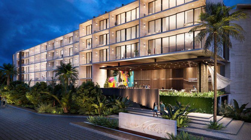 emma elissa playa del carmen 2 bedroom penthouse 8 835x467 - Emma & Elissa 2 Bedroom Penthouse