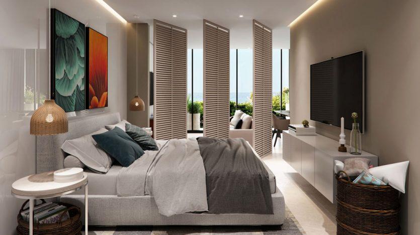emma elissa playa del carmen 3 bedroom condo 9 835x467 - Emma & Elissa 3 Bedroom Condo
