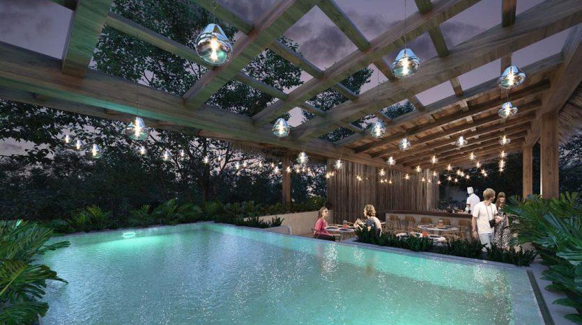 estela tulum 2 bedroom penthouse 15 835x467 - Estela 2 Bedroom Penthouse