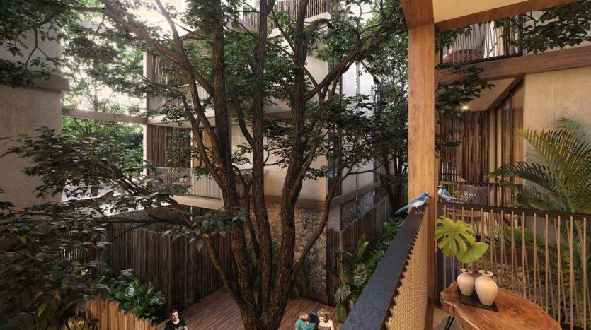 estela tulum 2 bedroom penthouse 19 835x467 - Estela 2 Bedroom Penthouse