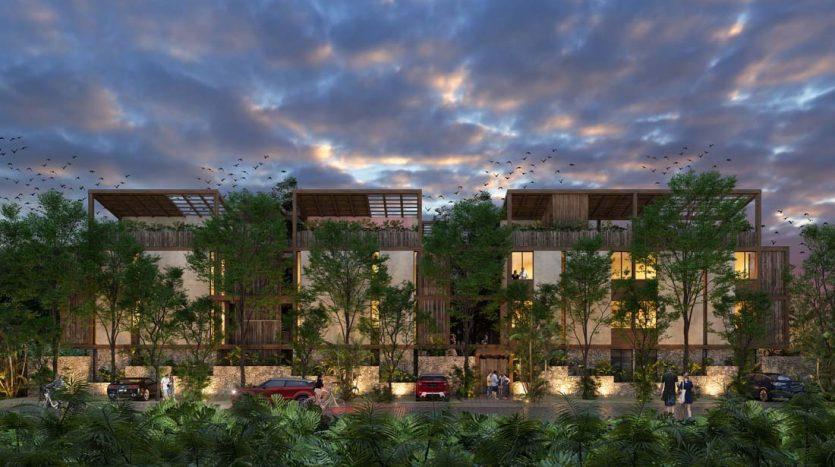 estela tulum 2 bedroom penthouse 3 835x467 - Estela 2 Bedroom Penthouse