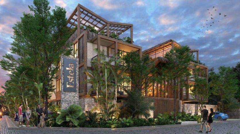 estela tulum 2 bedroom penthouse 4 835x467 - Estela 2 Bedroom Penthouse