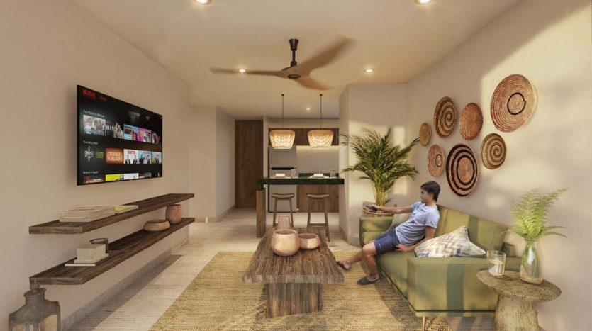estela tulum 2 bedroom penthouse 5 835x467 - Estela 2 Bedroom Penthouse