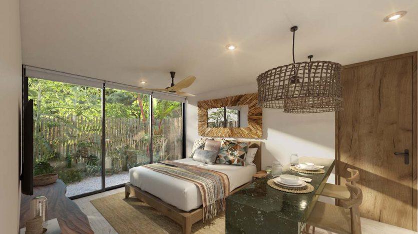 estela tulum 2 bedroom penthouse 6 835x467 - Estela 2 Bedroom Penthouse