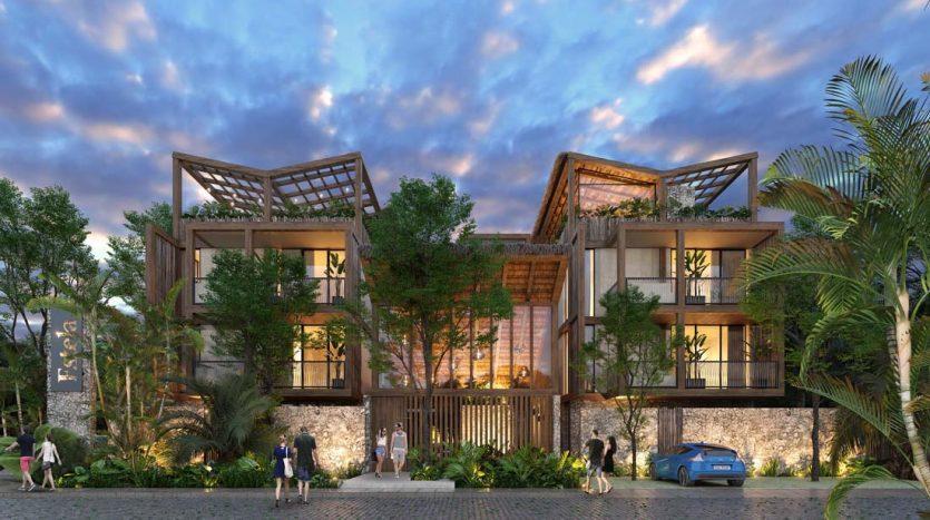 estela tulum 2 bedroom penthouse 8 835x467 - Estela 2 Bedroom Penthouse