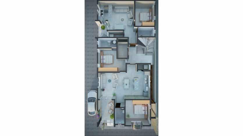 Joshua 1 Bedroom Penthouse