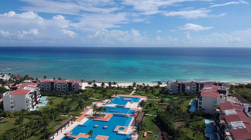 Riviera Maya Real Estate Group Front Page Header