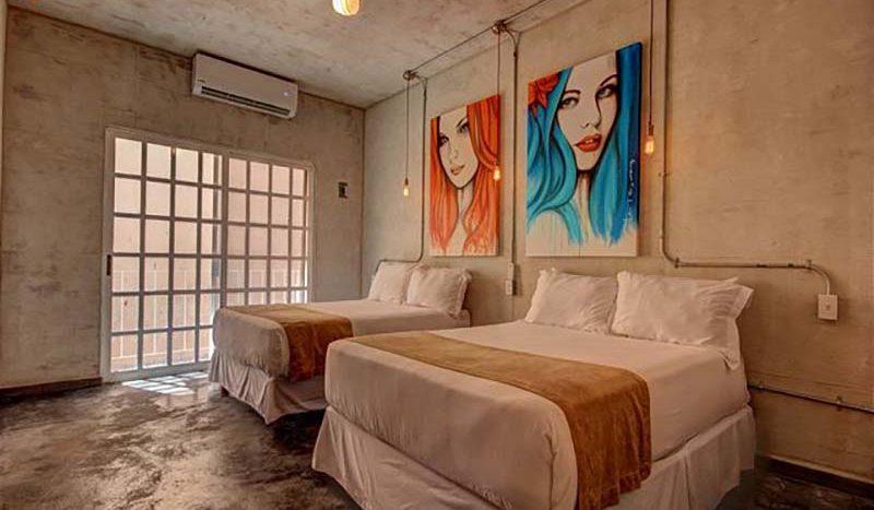 angelina playa del carmen 2 bedroom condo 11 800x467 - Angelina 2 Bedroom Condo