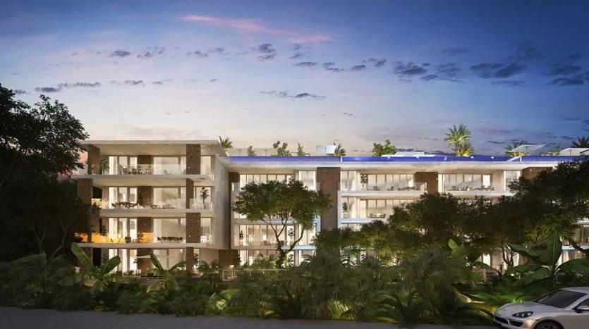 mara playacar phase 2 playa del carmen 3 bedroom condo 15 835x467 - Mara Residences 3 Bed Condo