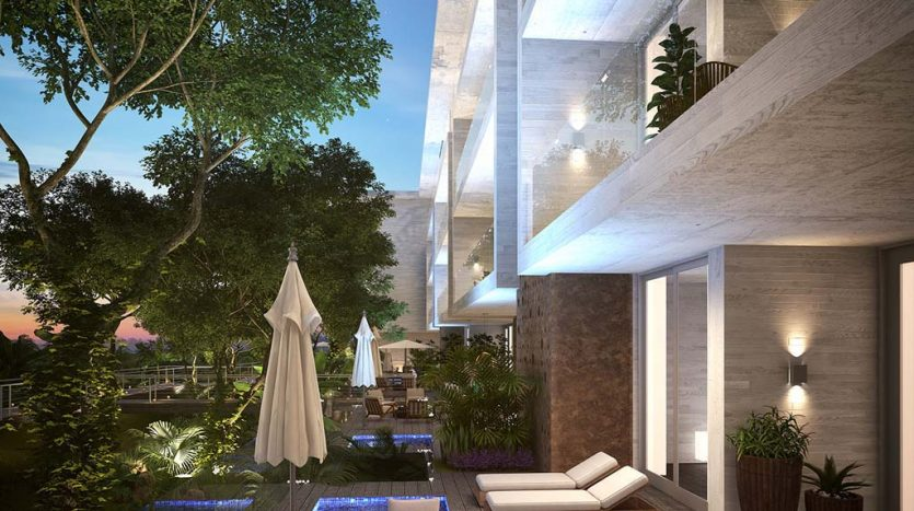 mara playacar phase 2 playa del carmen 3 bedroom condo 17 835x467 - Mara Residences 3 Bed Condo