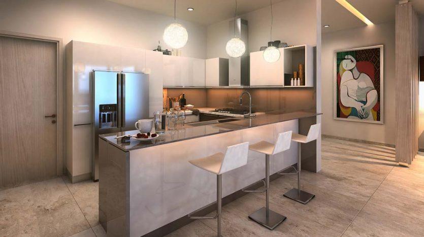 mara playacar phase 2 playa del carmen 3 bedroom condo 2 835x467 - Mara Residences 3 Bed Condo